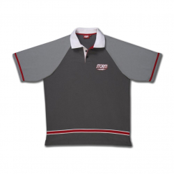 Polo-Shirt - Storm grau
