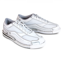 Bowlingschuhe - TEAM BRUNSWICK WOMENS WHITE