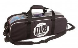 Bowlingtasche - DV8 - Tactic Triple Roller Tote
