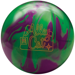 Bowlingball - Bowlingkugel - DV8 - Alley Cat - purple/green