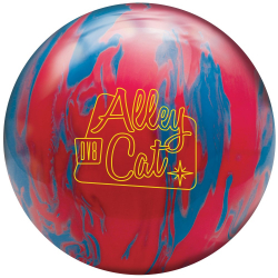Bowlingball - Bowlingkugel - DV8 - Alley Cat - red/electric blue