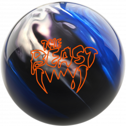 Bowlingball - Bowlingkugel - Columbia 300 - Beast blue/black/white