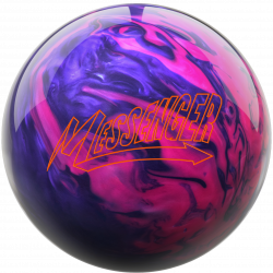 Bowlingball - Bowlingkugel - Columbia 300 - Messenger pink/purple
