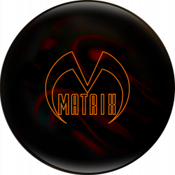 Bowlingball - Bowlingkugel - Ebonite - Matrix