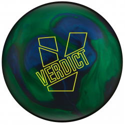 Bowlingball - Bowlingkugel - Ebonite - Verdict