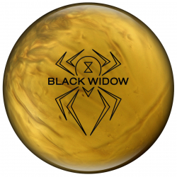 Bowlingball - Bowlingkugel - Hammer - Black Widow Gold