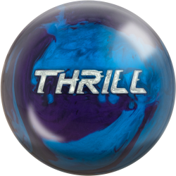 Bowlingball - Bowlingkugel - Motiv - Thrill Blue Purple Pearl