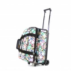 Bowling Bag - Pro Bowl - 2 Ball Roller - Euro