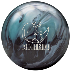 Bowlingball - Bowlingkugel - Brunswick - Rhino - Metallic Blue/Black