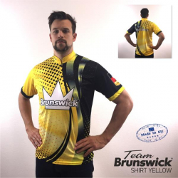 TEAM BRUNSWICK - SHIRT | yellow