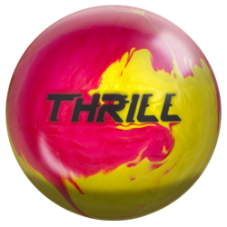 Bowlingball - Motiv - Thrill Pink/Yellow Pearl