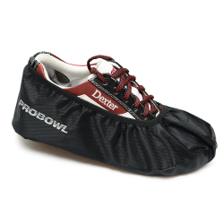 Bowlingzubehör - Pro Bowl - Shoe Cover - black