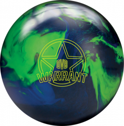 Bowlingball - DV8 - Warrant