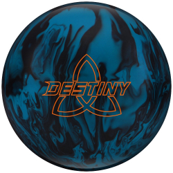 Bowlingball - Bowlingkugel- Ebonite - Destiny Solid