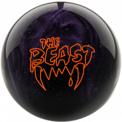 Bowlingball - Columbia 300 - Beast purple sparkle