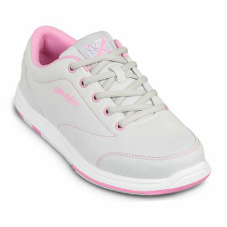 Bowlingshoes - KR - Chill light grey/pink
