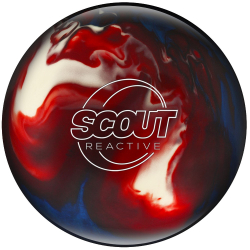 Bowlingball - Columbia 300 - Scout/R - Red/White/Blue