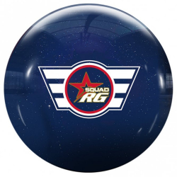 Bowlingball - Bowlingkugel - Roto Grip - Squad RG Clear Polyester