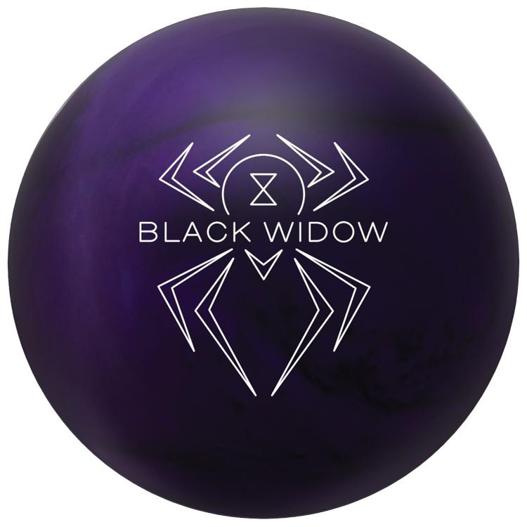 Bowlingball Bowlingkugel Hammer Black Widow Urethane Purple