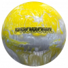 Bowlingball - Bowlingkugel - Pro Bowl - white/yellow